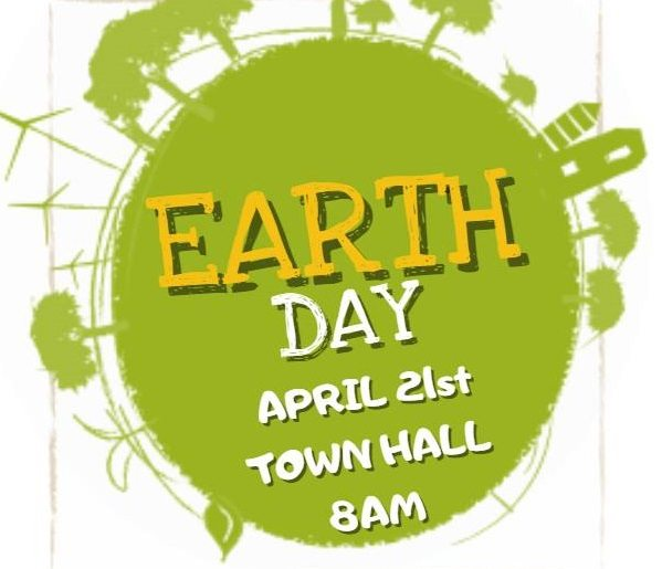 Webster Earth Day Cleanup @ Webster Town Hall