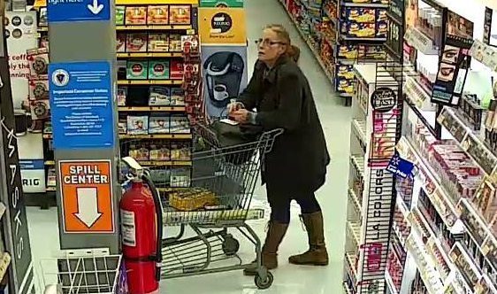 Search For Sturbridge Walmart Shoplifting Suspect – THE LAKE 940