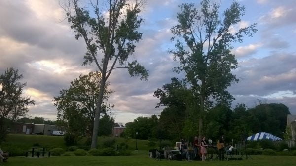 Webster Summer Concert Series & Farmers Market @ French River Park