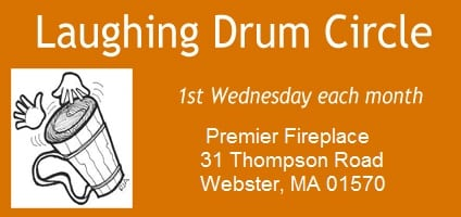 Music Therapy Drum Circle @ Premier Fireplace