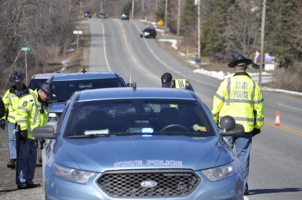 Sturbridge Man Kills Himself After Being Pulled Over With