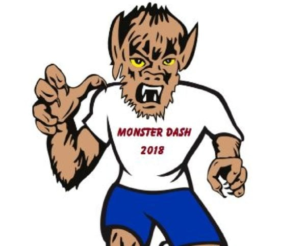 Monster Dash 5K Run/Walk @ Webster Middle School