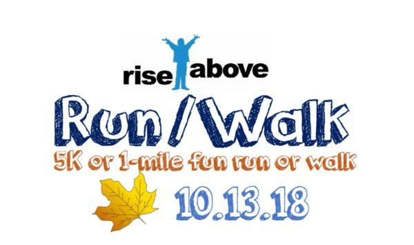 Rise Above Run Walk