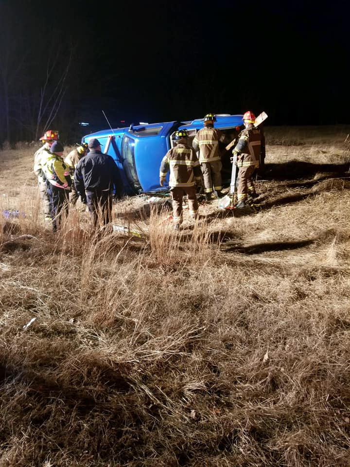 Rollover Crash Closes Exit 3 From Route 146 South – THE LAKE 940
