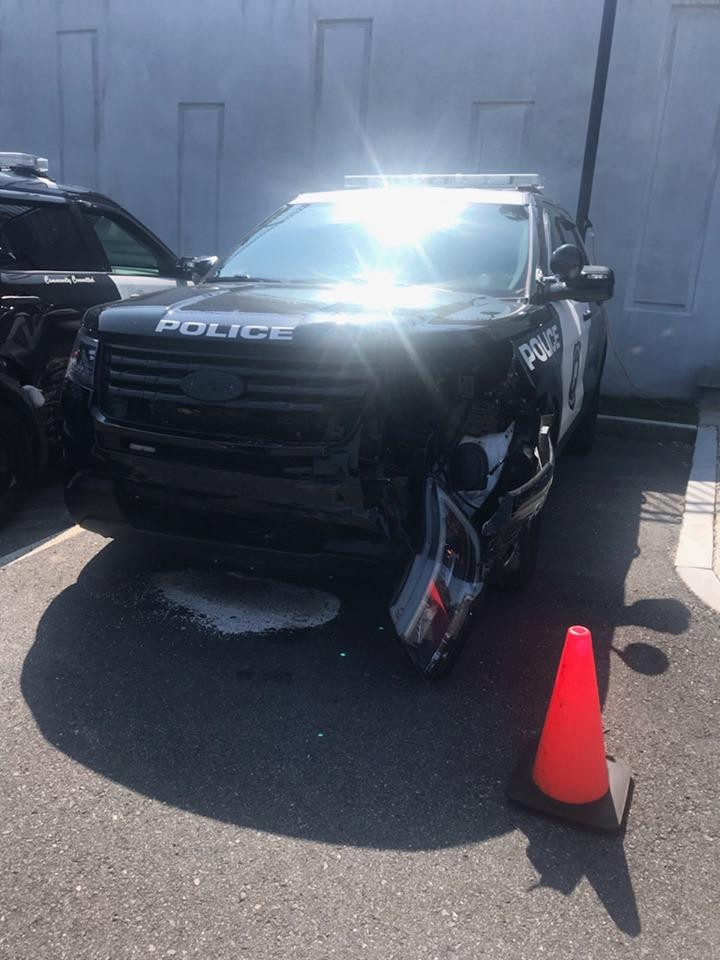 Central Massachusetts Law Enforcement Council Accident