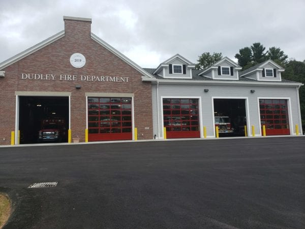 Ribbon Cutting & Open House @ Dudley Fire Department