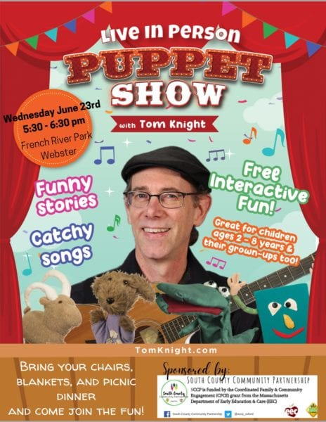 Puppet Show @ French River Park
