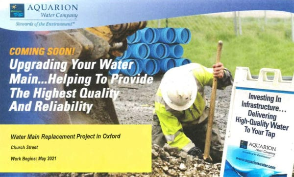 Town of Oxford/Aquarion Water