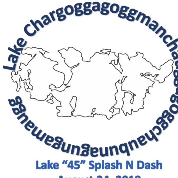 Lake 45 Splash N Dash @ Memorial Beach