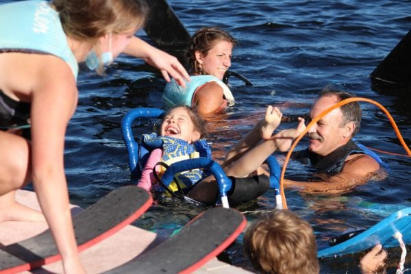 Any Disability, Any Age – Adaptive Water Skiing @ Point Breeze