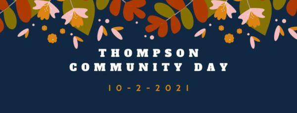Thompson Community Day @ Riverside Park