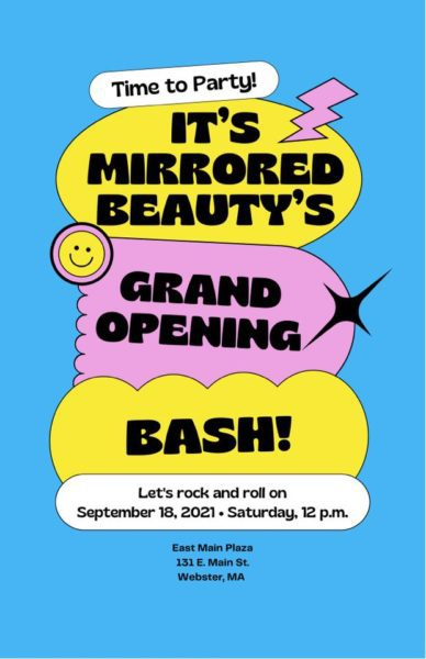 Grand Opening - Remote Broadcast @ Mirrored Beauty
